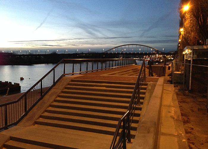 GWW-trappartijen-Rijnkade-Arnhem